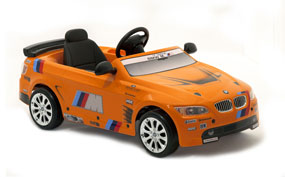 BMW M3 GT - Pedal car