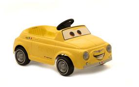 LUIGI CARS - Pedal Car