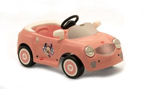 Minnie Club House - Pedal Car