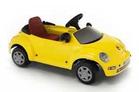 VW New BEETLE - Pedal Car