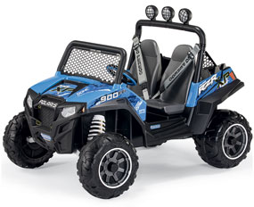 Polaris Ranger RZR 900 12v Blue