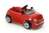 Fiat new 500 - Pedal Car