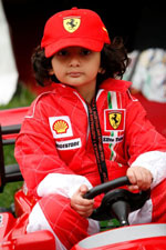 Kids Race Suit
