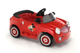 Mickey Club House - Pedal Car
