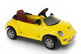 VW New BEETLE - Pedal Car
