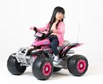 Corral T-Rex Pink 12v